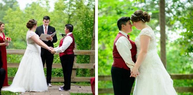 Starved Rock Lodge IL LGBT Wedding Site