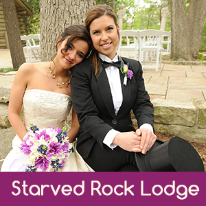 South Chicago Suburbs Gay Wedding Reception Venue