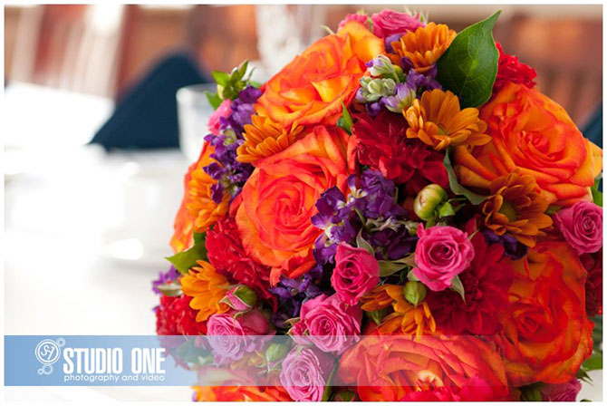 Studio One Photography & Video - Color photography capturing every aspect of your wedding