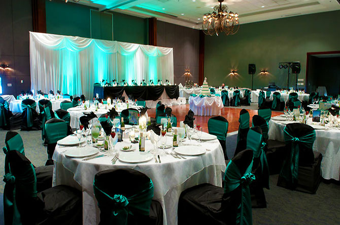 The Stonegate Conference and Banquet Centre - Wedding Receptions