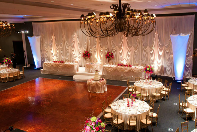 The Stonegate Conference and Banquet Centre - Wedding Reception Ballroom