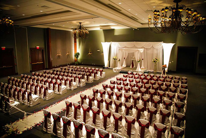 The Stonegate Conference and Banquet Centre - Weddings