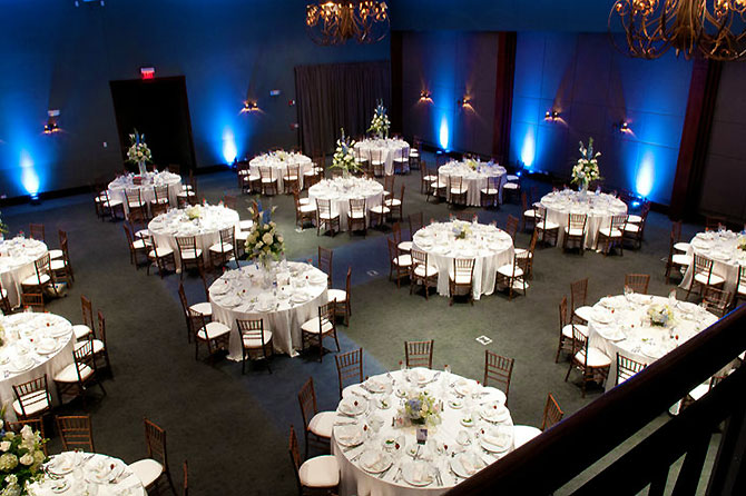 The Stonegate Conference and Banquet Centre - Wedding Reception Venue Indoor