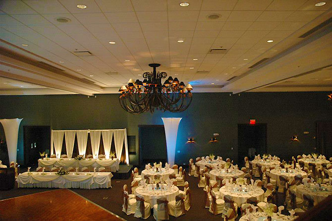 The Stonegate Conference and Banquet Centre - Elegant Wedding Receptions