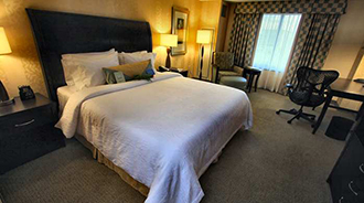 Hilton Garden Inn Washington DC / Bethesda LGBT Wedding Hotel