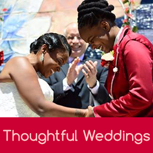 Baltimore, Maryland Gay & Lesbian Wedding Reverend