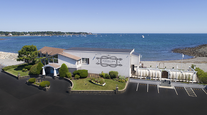Beach Wedding Venue - Nahant, MA LGBT Wedding Reception Venue - The Oceanview of Nahant