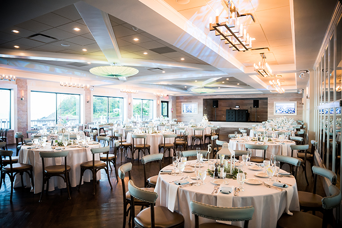Wedding Banquet Facility - Nahant, MA LGBT Wedding Reception Venue - The Oceanview of Nahant