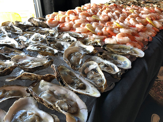 Raw Seafood Bar - Nahant, MA LGBT Wedding Reception Venue - The Oceanview of Nahant