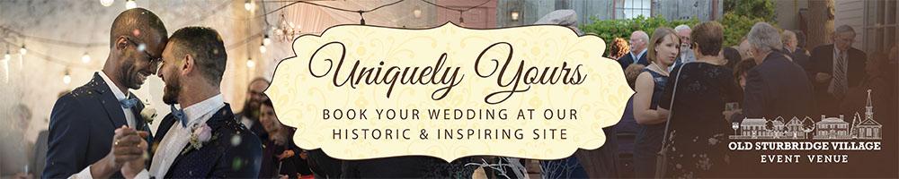 Massachusetts Gay Wedding Venue