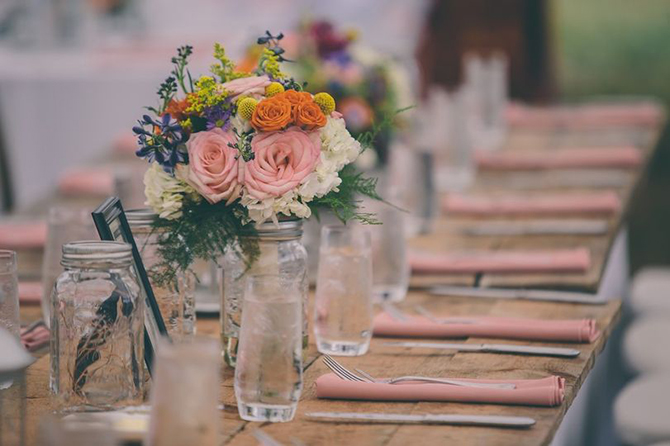 Wedding Decor - Berkshires, Massachusetts- Only In My Dreams Events