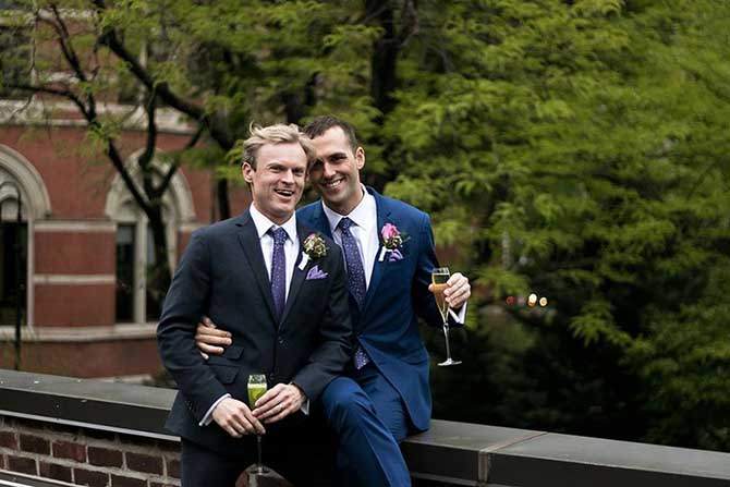 Massachusetts Gay Wedding Planner - Berkshires, Massachusetts- Only In My Dreams Events