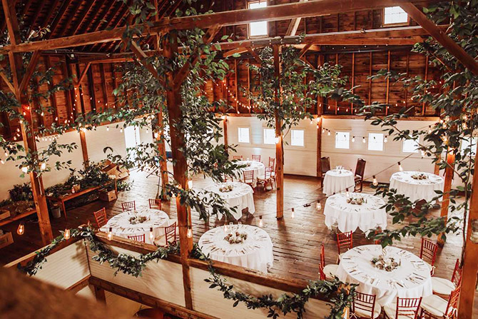Wedding Reception Planning - Berkshires, Massachusetts- Only In My Dreams Events