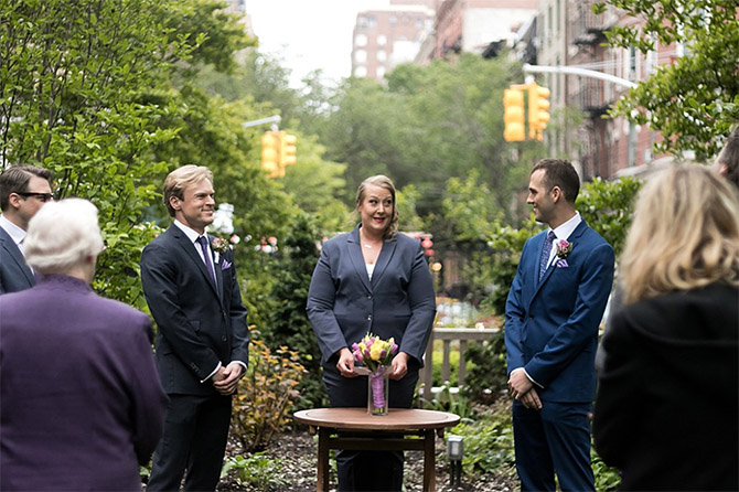 Massachusetts Same-Sex Wedding Planners - Berkshires, Massachusetts- Only In My Dreams Events