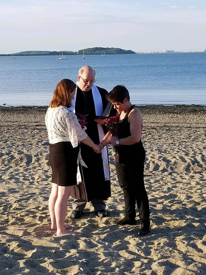 Peter Preble Professional Wedding Officiant