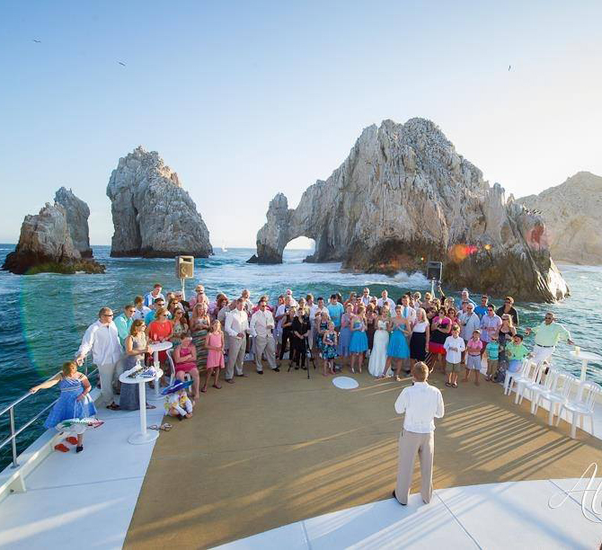 Mexico LGBT Destination Weddings - Cabo San Lucas - Los Cabos and La Paz - Sunrider Tours