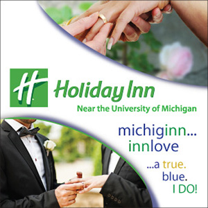 Ann Arbor Michigan LGBT Wedding Receptions