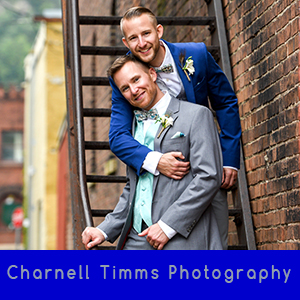 Minnesota LGBT Wedding Photographer