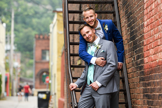 Gay Wedding - Charnell Timms Photography Maple Grove Minnesota