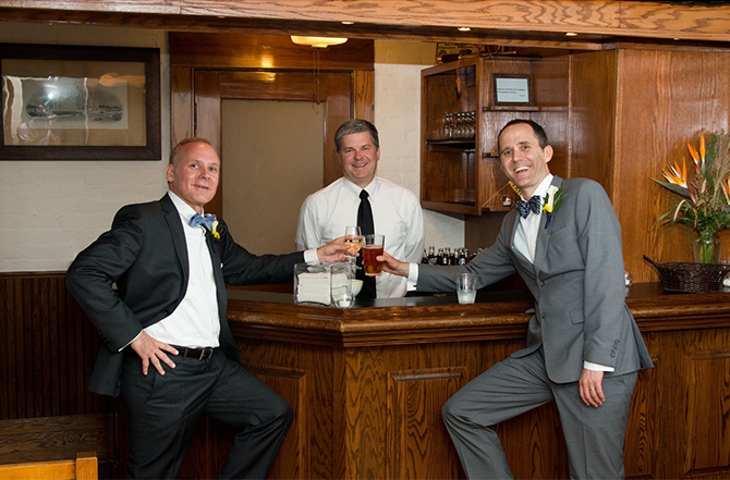 Wedding Bar - Summit Manor - Historic Wedding Venue - St. Paul Minnesota