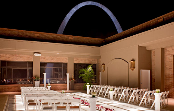 Hyatt Regency St. Louis at the Arch - Gateway Ceremony Site