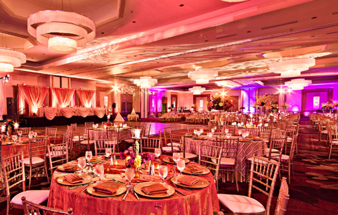 Hyatt Regency St. Louis at the Arch - Regency Ballroom Wedding Reception Venue