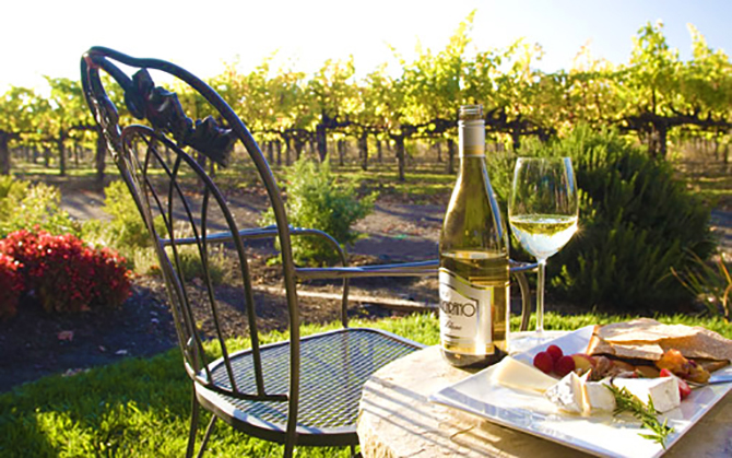 California Wine Country Wedding Packages