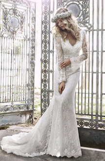 The Brides Shoppe - Desiree Hartsock for Maggie Sottero