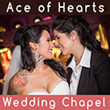 Las Vegas, Nevada LGBT Wedding Ceremony Chapel