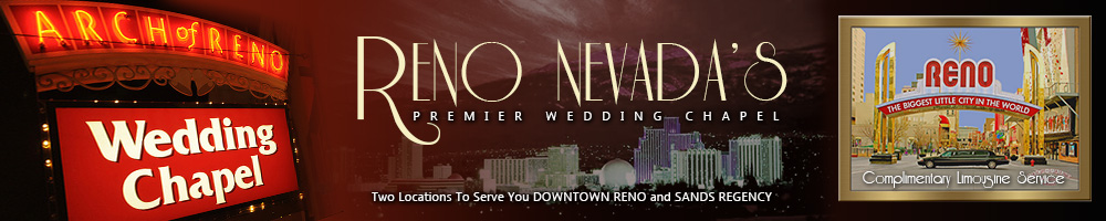 Nevada Lesbian and Gay Wedding Receptions