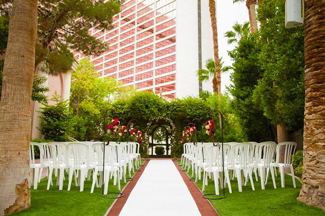 Flamingo Wedding Chapel Las Vegas Nevada