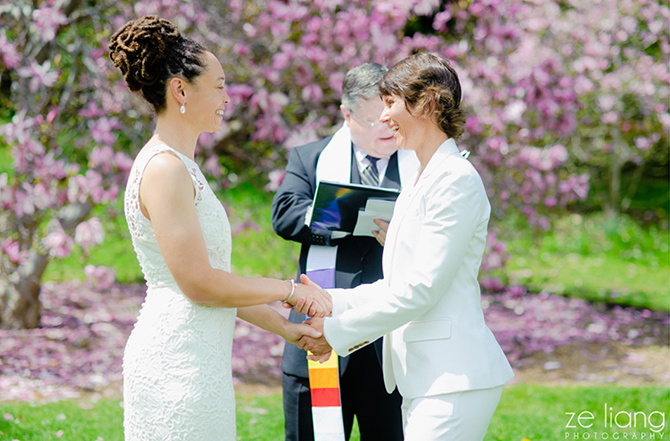 lesbian marriage in nh