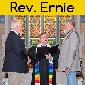 New Hampshire LGBT Wedding Officiant