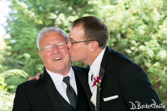 D Becker Photo LGBT Wedding Photographer in Newton New Jersey
