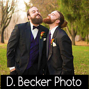 Newton, North Jersey Gay Wedding Photographer