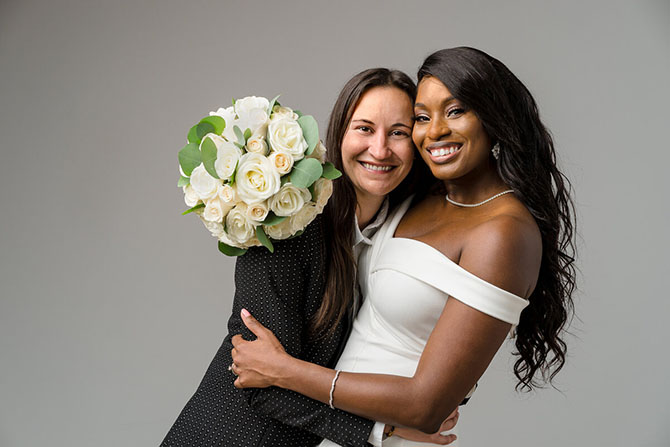 - North Jersey LGBT Wedding Photographer - LGBTQ Owned Business - Electric Love Studios