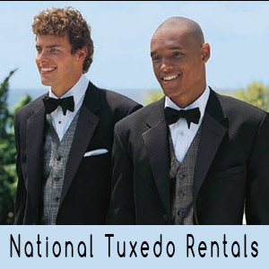 LGBT-Friendly Wedding Tuxedo Rentals