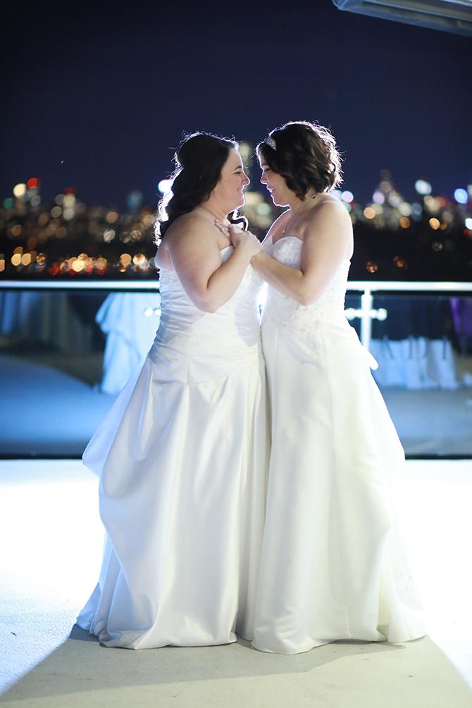 Northern New Jersey LGBT Wedding Venue - Cityskyline Views