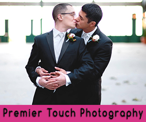 LGBT Wedding Photo in North New Jersey