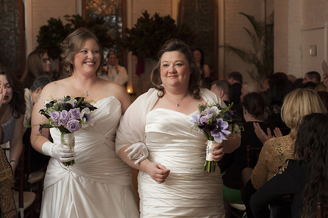 GLBT wedding - Studio A Images
