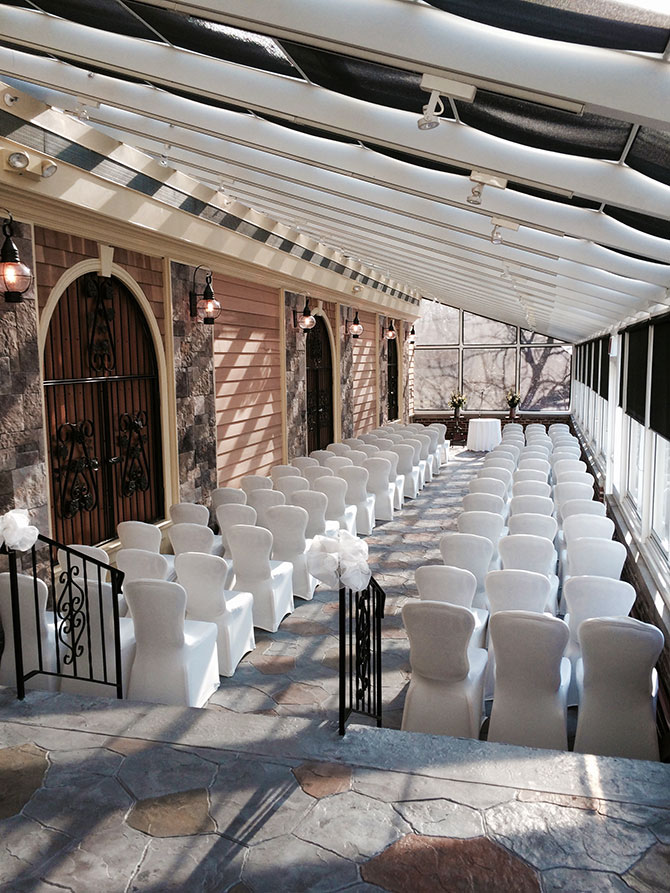 The Grand Summit Hotel - Wedding ceremony site