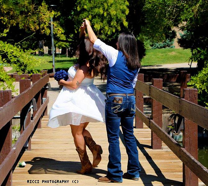 Top Deck Farmington: Albuquerque, NM Gay And Lesbian Wedding Officiant