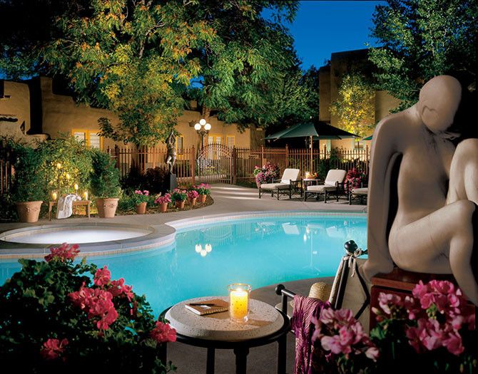 Santa Fe Nm Lgbt Friendly Resort Amp Spa La Posada De