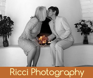 Albequerque, New Mexico Gay Wedding Photographer