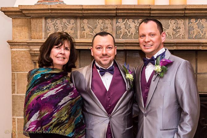 same sex wedding officiants in dc in Bathurst