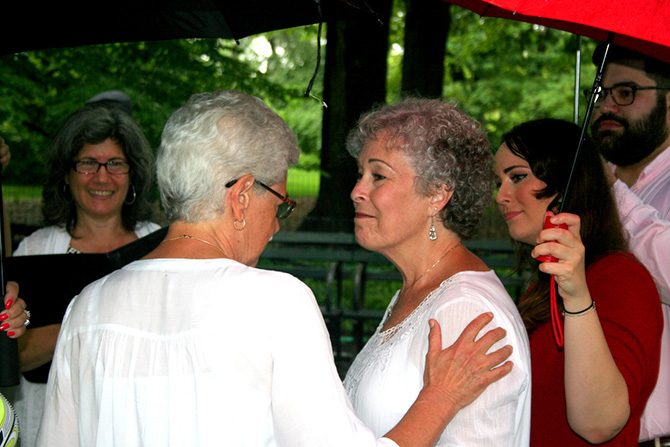 Alice Soloway Weddings - LGBT wedding ceremony vows