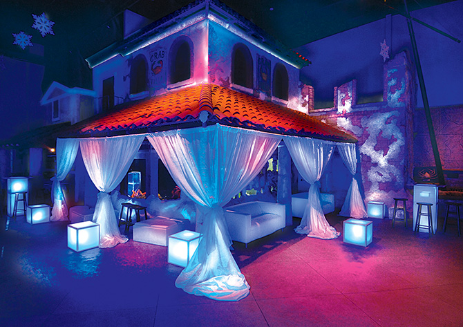 Atlantis Banquets and Events - Crab Villa Tent