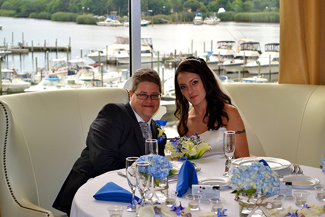 Gay Weddings - Atlantis Banquets and Events - Long Island, New York LGBT Wedding Receptions