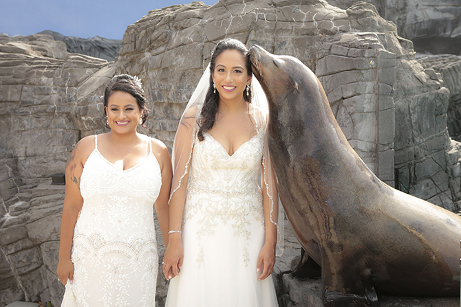 LGBT Weddings Seal - Atlantis Banquets and Events - Long Island, New York LGBT Wedding Receptions