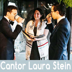 New Jersey LGBT Marriage Officiant Cantor